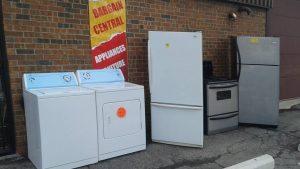 Clean, Working Appliances w/ 30 day warranty